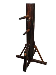 Wooden Wing Chun Dummy with adjustable stand