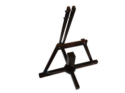 Adjustable wooden dummy stand (floor)